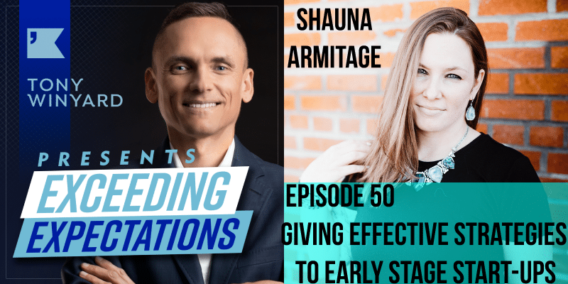EE050 – Shauna Armitage – Effective Strategies for early stage start-ups