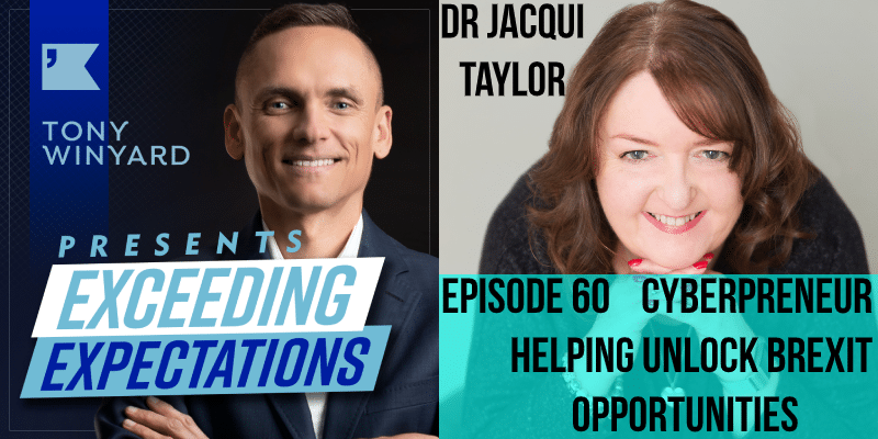 EE060 – Dr. Jacqui Taylor