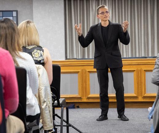 Tony Winyard –Health, Breathing, Sleeping, Mindset & Movement Coach