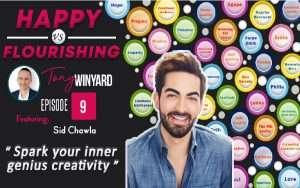 Happy Vs Flourishing episode 9 Sid Chawla