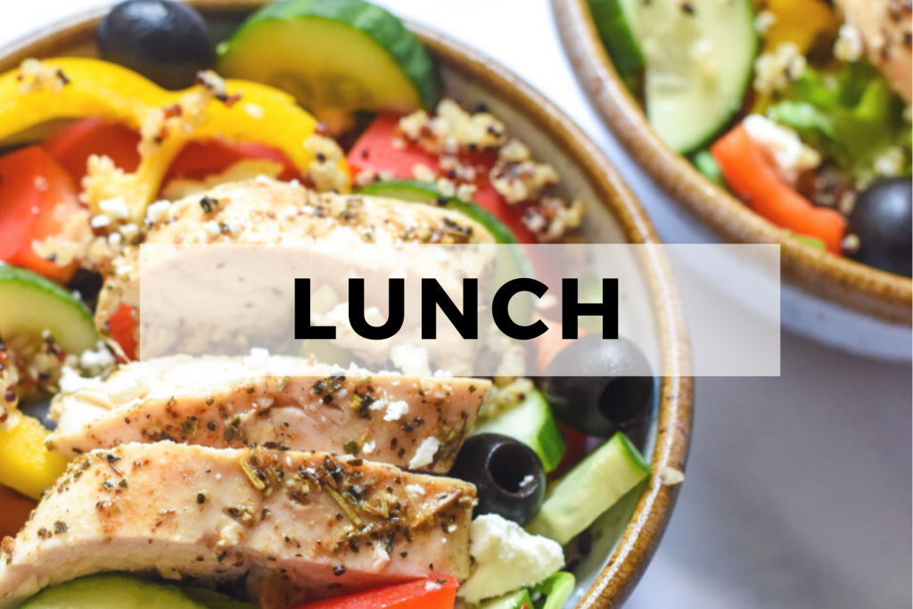 Lunch recipes-Tony Winyard –Health, Breathing, Sleeping, Mindset & Movement Coach https://tonywinyard.com/