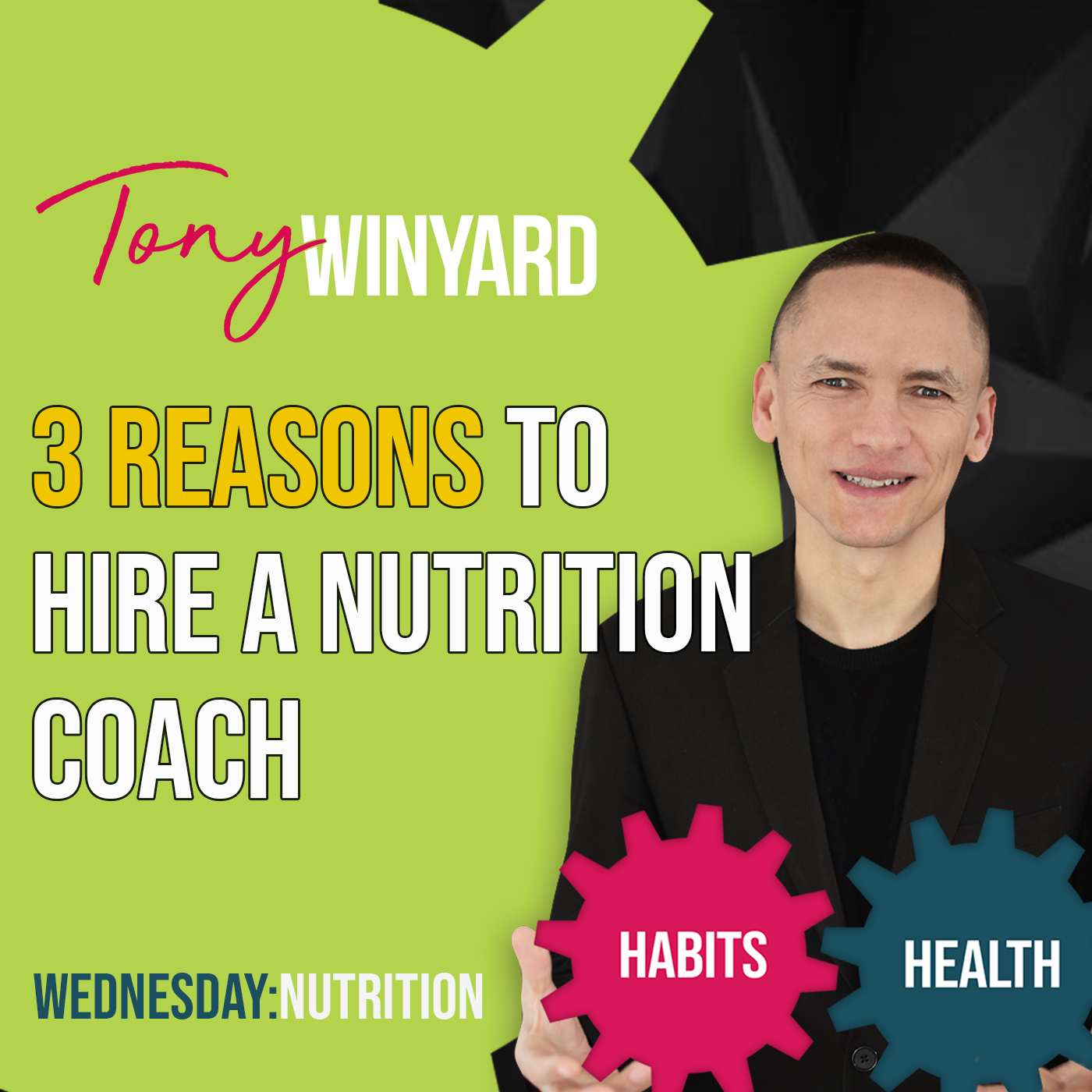 3 reasons to hire a nutrition coach