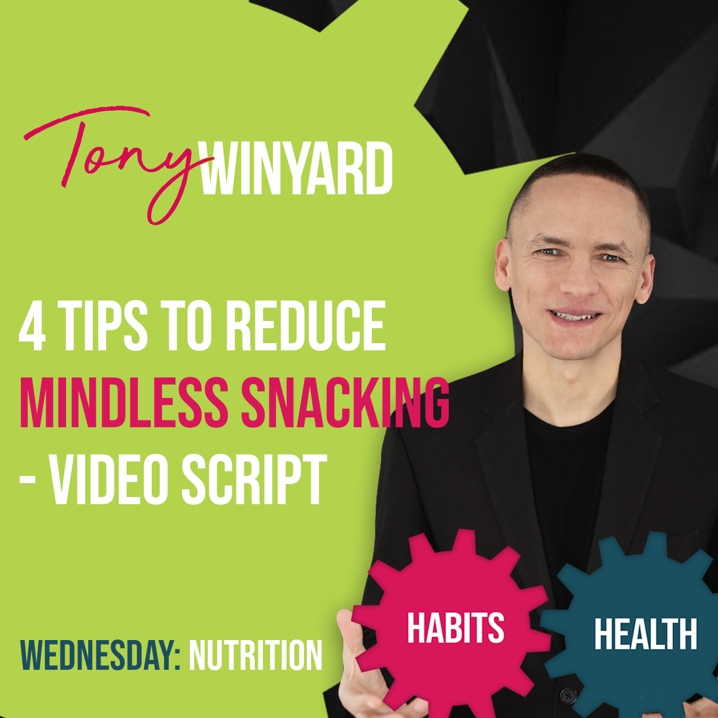4 Tips to Reduce Mindless Snacking