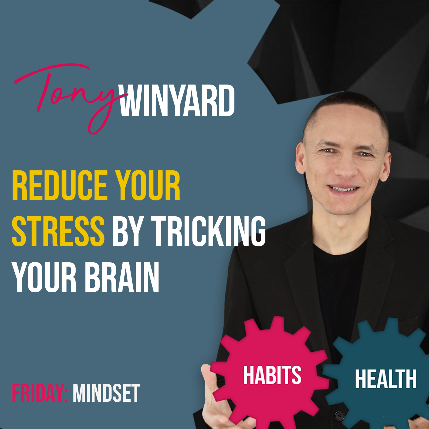 Reduce your stress by tricking your brain