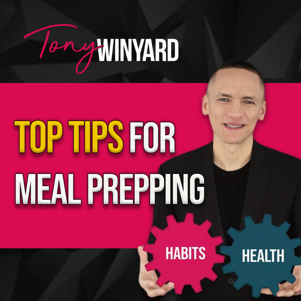 Top tips for meal prepping