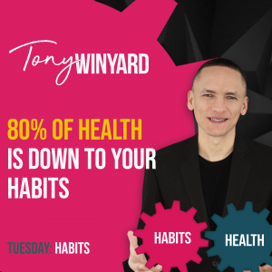 80% of health is down to your habits