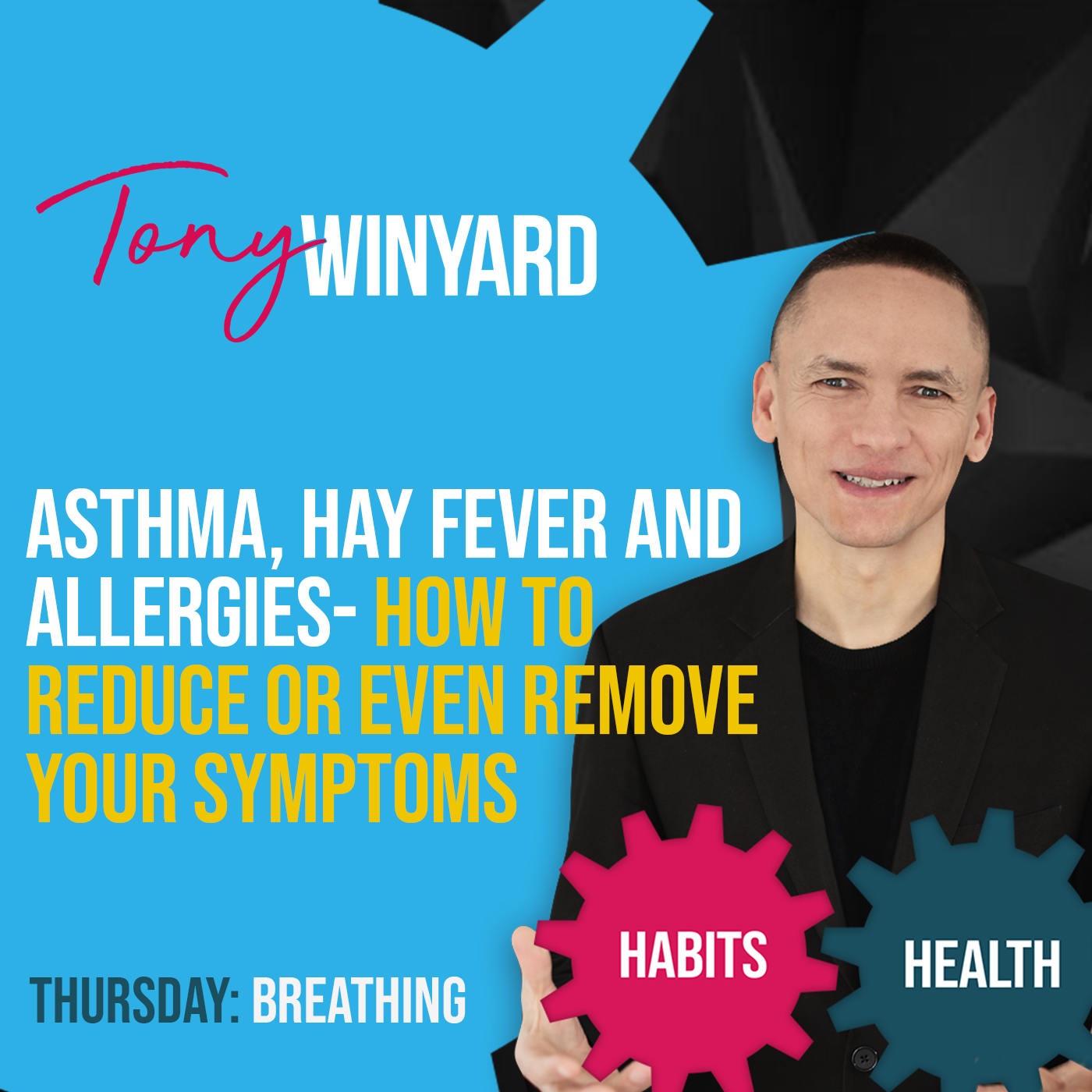 Asthma, hay fever and allergies