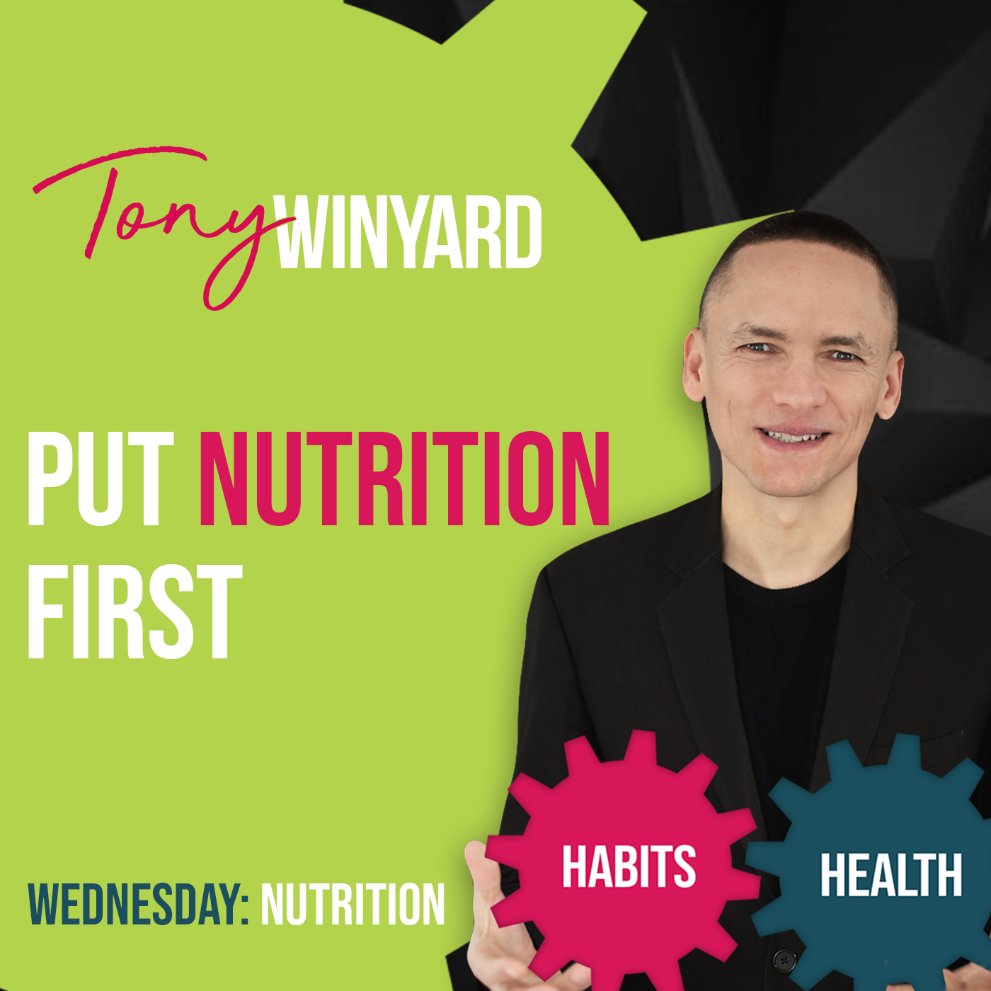 Put Nutrition First