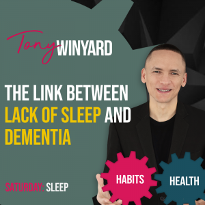 The link between lack of sleep and dementia