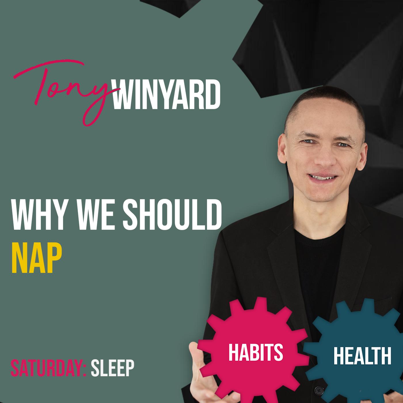 Why should we nap?